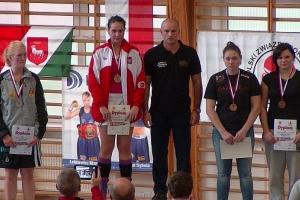 Karolina Cyran 3 miejsce na MMP 2013r.