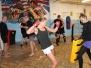 Trening kick-boxingu